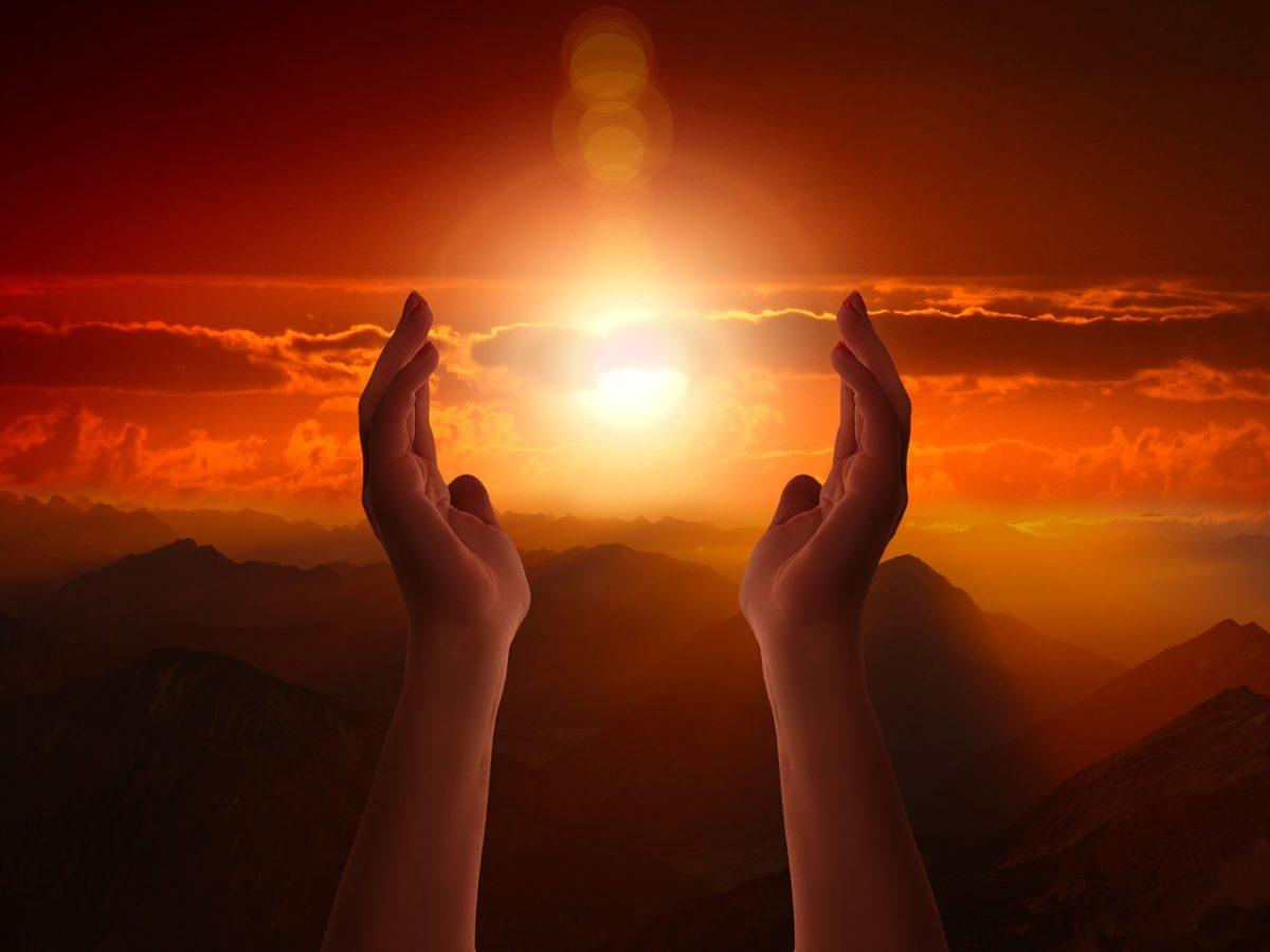 Gud – Fader, Son och Ande, 2020-06-07 (Karin Wiborn)