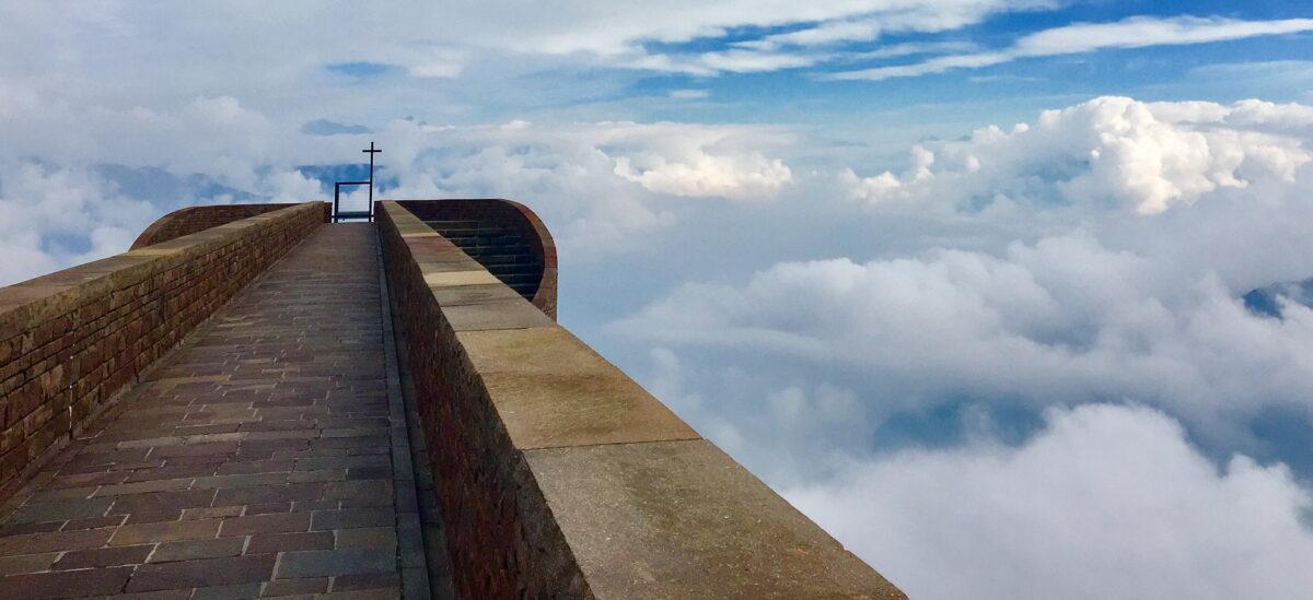 Vägen till korset, 2020-04-05 (Kim Bergman)